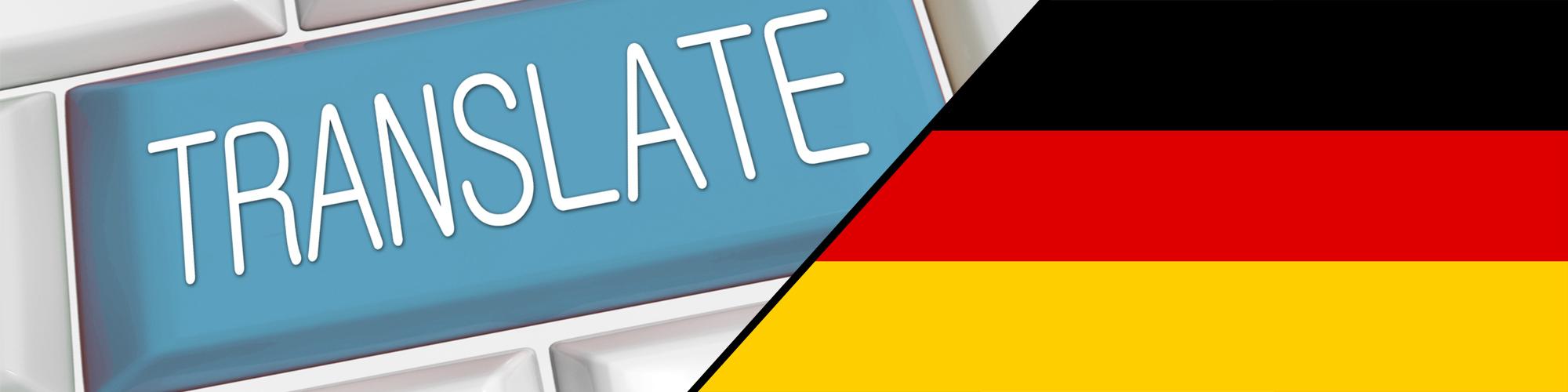 master traduzione tedesca